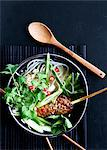 Bowl of Vietnamese noodle soup Stock Photo - Premium Royalty-Free, Artist: Photocuisine, Code: 649-06432868