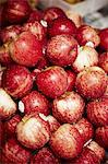 Red apples for sale at market Stock Photo - Premium Royalty-Free, Artist: Cultura RM, Code: 649-06433245