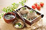 Japanese food, Soba Stock Photo - Premium Royalty-Free, Artist: Aflo Relax               , Code: 6106-06433792