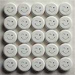 Twenty Five recreational drugs in pill form Stock Photo - Premium Royalty-Free, Artist: Glowimages, Code: 618-06436639