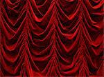 Red Velvet Curtain Stock Photo - Premium Royalty-Free, Artist: F. Lukasseck, Code: 618-06436663
