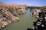 Overview of Kunene River Namibia, Africa Stock Photo - Premium Rights-Managed, Artist: GreatStock, Code: 873-06440541