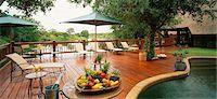 seychelles - Poolside Patio, Southern Sun Hotel and Resort, Praslin Island, Seychelles Stock Photo - Premium Rights-Managednull, Code: 873-06440910