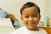 east indian (male) - Portrait of Boy Stock Photo - Premium Rights-Managednull, Code: 873-06441009