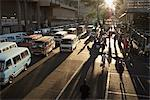 Taxis Leaving Taxi Rank, Johannesburg, South Africa Stock Photo - Premium Rights-Managed, Artist: GreatStock, Code: 873-06441065