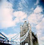 Tower Bridge, London, England Stock Photo - Premium Rights-Managed, Artist: GreatStock, Code: 873-06441116