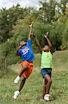 Children Playing in Field Stock Photo - Premium Rights-Managed, Artist: GreatStock, Code: 873-06441209