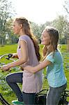 Young woman and girl Stock Photo - Premium Rights-Managed, Artist: F1Online, Code: 853-06441467