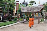 Young Buddhist Monks, Chiang Mai, Thailand, Southeast Asia, Asia Stock Photo - Premium Rights-Managed, Artist: Robert Harding Images, Code: 841-06444818