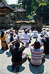 People praying at Pura Tirta Empul Hindu Temple, Tampaksiring, Bali, Indonesia, Southeast Asia, Asia Stock Photo - Premium Rights-Managed, Artist: Robert Harding Images, Code: 841-06445058