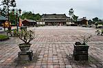 Old building in Hue Citadel, The Imperial City, Hue, UNESCO World Heritage Site, Vietnam, Indochina, Southeast Asia, Asia Stock Photo - Premium Rights-Managed, Artist: Robert Harding Images, Code: 841-06445091