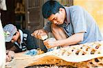 Carpenter, Hoi An, Vietnam, Indochina, Southeast Asia, Asia Stock Photo - Premium Rights-Managed, Artist: Robert Harding Images, Code: 841-06445106