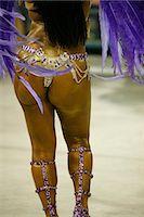 Carnival parade at the Sambodrome, Rio de Janeiro, Brazil, South America Stock Photo - Premium Rights-Managednull, Code: 841-06446337