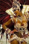 Carnival parade at the Sambodrome, Rio de Janeiro, Brazil, South America Stock Photo - Premium Rights-Managed, Artist: Robert Harding Images, Code: 841-06446342