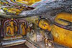 Buddha statues, Dambulla Cave Temple, UNESCO World Heritage Site, Dambulla, Sri Lanka, Asia Stock Photo - Premium Rights-Managed, Artist: Robert Harding Images, Code: 841-06446692