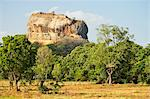 Sigiriya (Lion Rock), UNESCO World Heritage Site, Sri Lanka, Asia Stock Photo - Premium Rights-Managed, Artist: Robert Harding Images, Code: 841-06446695