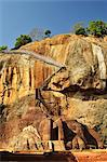 Stairs leading to top of Sigiriya (Lion Rock), UNESCO World Heritage Site, Sri Lanka, Asia Stock Photo - Premium Rights-Managed, Artist: Robert Harding Images, Code: 841-06446704