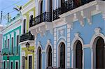 The colonial town, San Juan, Puerto Rico, West Indies, Caribbean, United States of America, Central America Stock Photo - Premium Rights-Managed, Artist: Robert Harding Images, Code: 841-06446998