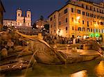 Spanish Steps and Trinita dei Monti church, Rome, Lazio, Italy, Europe Stock Photo - Premium Rights-Managed, Artist: Robert Harding Images, Code: 841-06447029