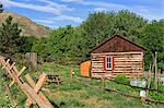 Clear Creek History Park, Golden, Colorado, United States of America, North America Stock Photo - Premium Rights-Managed, Artist: Robert Harding Images, Code: 841-06447172