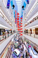 shopping mall - Interior of a modern shopping complex at the foot of the Petronas Towers, Kuala Lumpur, Malaysia, Southeast Asia, Asia Stock Photo - Premium Rights-Managednull, Code: 841-06447193