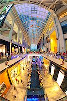 shopping mall - Shopping Mall in the Marina Bay Sands hotel and casino complex, Singapore, Southeast Asia, Asia Stock Photo - Premium Rights-Managednull, Code: 841-06447222