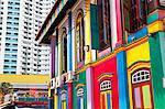 Colourful Heritage Villa, the residence of Tan Teng Niah, Little India, Singapore, Southeast Asia, Asia Stock Photo - Premium Rights-Managed, Artist: Robert Harding Images, Code: 841-06447253