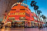 Fremont Casino and the Fremont Street Experience, Las Vegas, Nevada, United States of America, North America Stock Photo - Premium Rights-Managed, Artist: Robert Harding Images, Code: 841-06447385