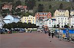 Seaside Promenade, Llandudno, Conwy County, North Wales, Wales, United Kingdom, Europe Stock Photo - Premium Rights-Managed, Artist: Robert Harding Images, Code: 841-06447932