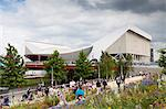 Aquatics Centre in the Olympic Park, Stratford City, London, England, United Kingdom, Europe Stock Photo - Premium Rights-Managed, Artist: Robert Harding Images, Code: 841-06448012