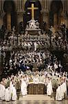 Chrism mass (Easter Wednesday) in Notre Dame Cathedral, Paris, France, Europe Stock Photo - Premium Rights-Managed, Artist: Robert Harding Images, Code: 841-06448126