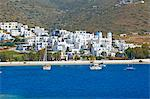 Katapola port, Amorgos, Cyclades, Aegean, Greek Islands, Greece, Europe Stock Photo - Premium Rights-Managed, Artist: Robert Harding Images, Code: 841-06448569