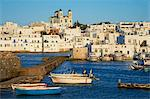 Port, Naoussa, Paros, Cyclades, Aegean, Greek Islands, Greece, Europe Stock Photo - Premium Rights-Managed, Artist: Robert Harding Images, Code: 841-06448620