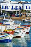 Port, Kastro, Antiparos, Paros, Cyclades, Aegean, Greek Islands, Greece, Europe Stock Photo - Premium Rights-Managed, Artist: Robert Harding Images, Code: 841-06448629