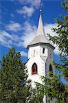 Gothic church, Corvara, Badia Valley, Bolzano Province, Trentino-Alto Adige/South Tyrol, Italian Dolomites, Italy, Europe Stock Photo - Premium Rights-Managed, Artist: Robert Harding Images, Code: 841-06448761