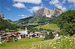 Corvara, Badia Valley, Bolzano Province, Trentino-Alto Adige/South Tyrol, Italian Dolomites, Italy, Europe Stock Photo - Premium Rights-Managed, Artist: Robert Harding Images, Code: 841-06448764