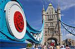 Tower Bridge, London, England, United Kingdom, Europe Stock Photo - Premium Rights-Managed, Artist: Robert Harding Images, Code: 841-06448962