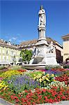 Walther Monument, Walther Platz, Bolzano, Bolzano Province, Trentino-Alto Adige, Italy, Europe Stock Photo - Premium Rights-Managed, Artist: Robert Harding Images, Code: 841-06449007