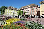 Walther Platz, Bolzano, Bolzano Province, Trentino-Alto Adige, Italy, Europe Stock Photo - Premium Rights-Managed, Artist: Robert Harding Images, Code: 841-06449010