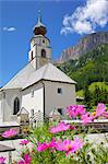 Church, Colfosco, Badia Valley, Bolzano Province, Trentino-Alto Adige, Italy, Europe Stock Photo - Premium Rights-Managed, Artist: Robert Harding Images, Code: 841-06449058