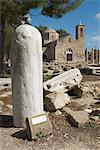 St. Paul`s Pillar and Agia Kyriaki, Paphos, UNESCO World Heritage Site, Cyprus, Europe Stock Photo - Premium Rights-Managed, Artist: Robert Harding Images, Code: 841-06449310