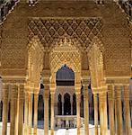 Court of the Lions, Alhambra Palace, UNESCO World Heritage Site, Granada, Andalucia, Spain, Europe Stock Photo - Premium Rights-Managed, Artist: Robert Harding Images, Code: 841-06449325