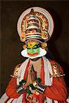 Kathakali Dancer, Kochi (Cochin), Kerala, India, Asia Stock Photo - Premium Rights-Managed, Artist: Robert Harding Images, Code: 841-06449409