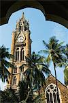 Rajabhai Clock Tower, Mumbai (Bombay), Maharashtra, India, Asia Stock Photo - Premium Rights-Managed, Artist: Robert Harding Images, Code: 841-06449451