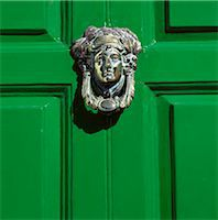 Georgian door, Dublin, County Dublin, Republic of Ireland, Europe Stock Photo - Premium Rights-Managednull, Code: 841-06449472