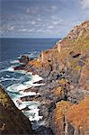 The Crown Engine Houses near Botallack, UNESCO World Heritage Site, Cornwall, England, United Kingdom, Europe Stock Photo - Premium Rights-Managed, Artist: Robert Harding Images, Code: 841-06449646