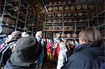 Jura whisky distillery barrel storage, Jura Island, Inner Hebrides, Scotland, United Kingdom, Europe Stock Photo - Premium Rights-Managed, Artist: Robert Harding Images, Code: 841-06449799