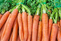 Carrots for sale at the Sunday morning market, Pollenca, Tramuntana, Mallorca, Balearic Islands, Spain, Europe Stock Photo - Premium Rights-Managednull, Code: 841-06449815