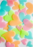popping (bursting not corks or pimples) - Background of heart shape Stock Photo - Premium Royalty-Freenull, Code: 670-06450539