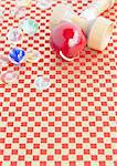 Kendama (Cup-and-ball) and marbles Stock Photo - Premium Royalty-Free, Artist: Siephoto, Code: 670-06450843
